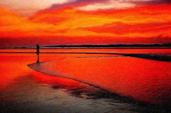 Sunset - Creatiive Art