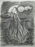 11x14in Original drawing