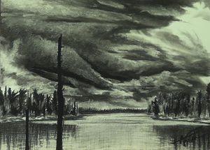 Woods Lake Charcoal