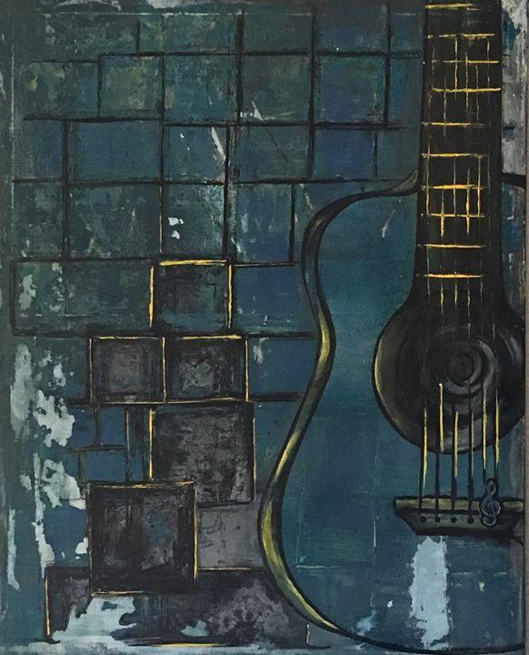my guitar - JB