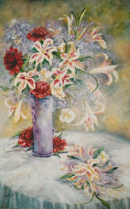May Flowers - Ann Ford Fine Art