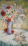 Dressy and elegante floral