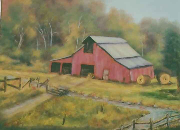Rural Admiration - Ann Ford Fine Art