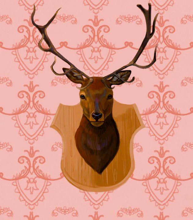 Deer's spirit - Adele  Spatay