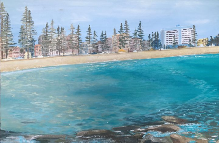 Manly Reflections - Tracey Papa