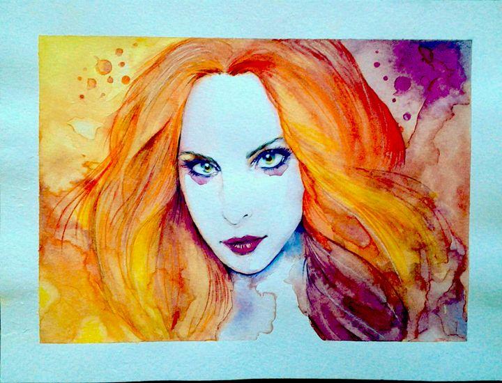 Redhead - Samart