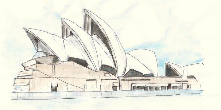 Sydney Opera House - marta's corner