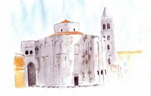 Church of St Donatus Zadar