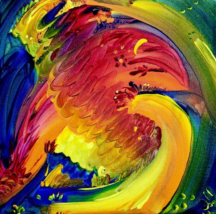 Original Rising in colors