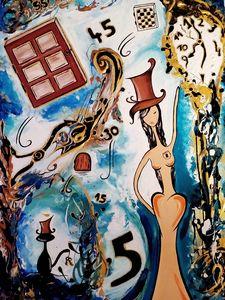 Alice et les clés du temps