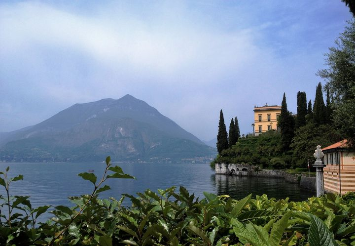 Villa Monastero - Varenna Italy - Rebecca K. Williams