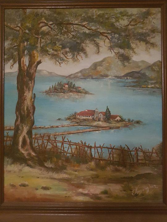 Island church - My gallery