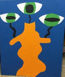 3 Eyed Mannequin