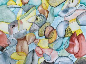Glass Rocks