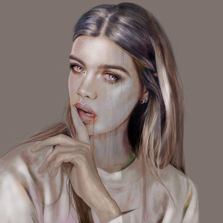 Digital drawing - Moreart