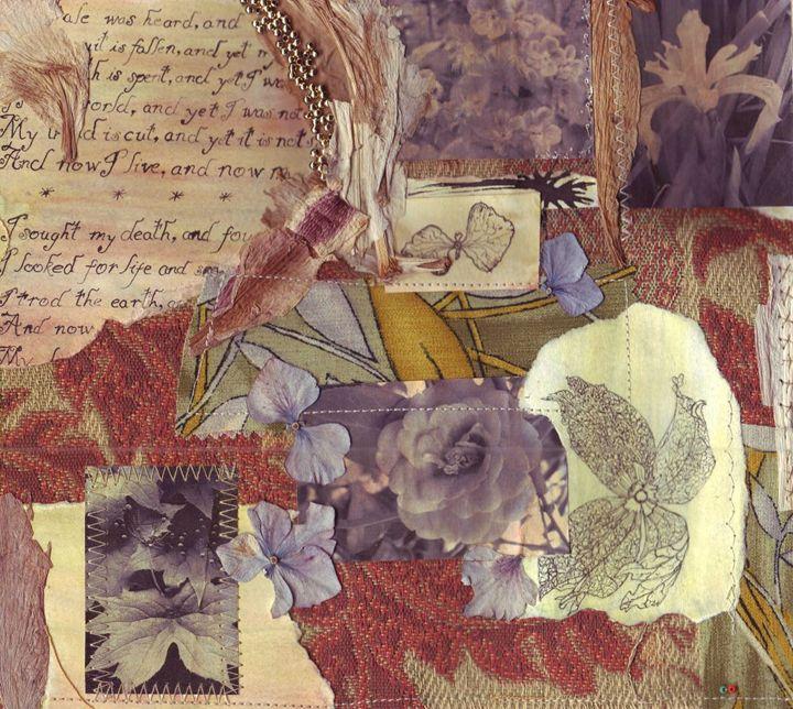 Textiles 'n' Poetry - Xiaqiu