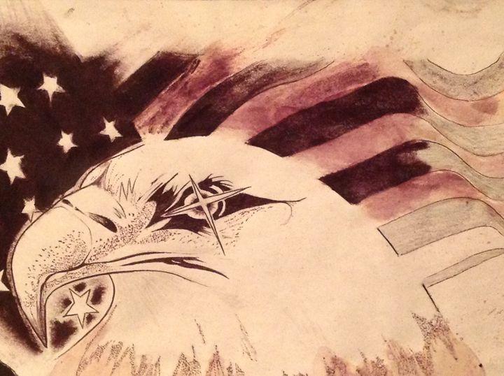 American strong - David's Doodles