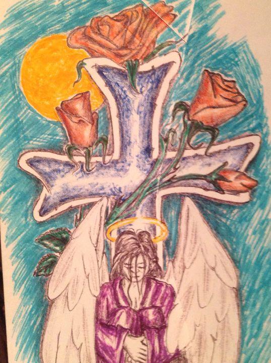 The cherub - David's Doodles