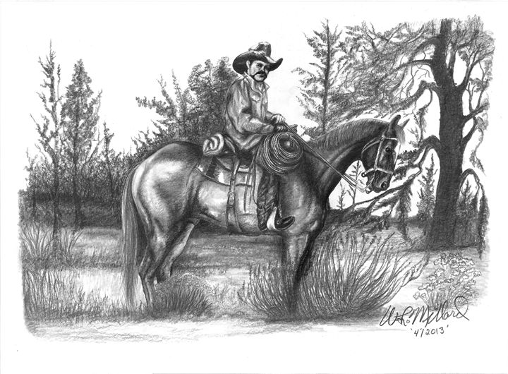 Ranch Hand - Millard Saddle Repair & Art