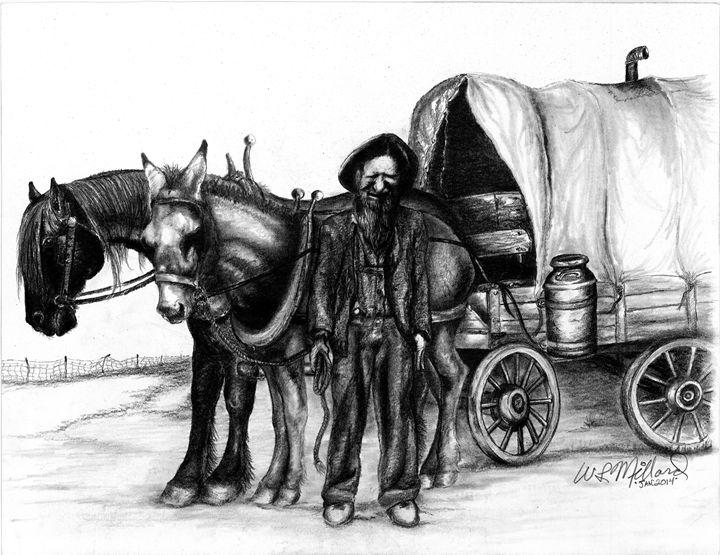 Homesteader - Millard Saddle Repair & Art