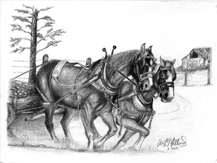 Rock Pickers - Millard Saddle Repair & Art