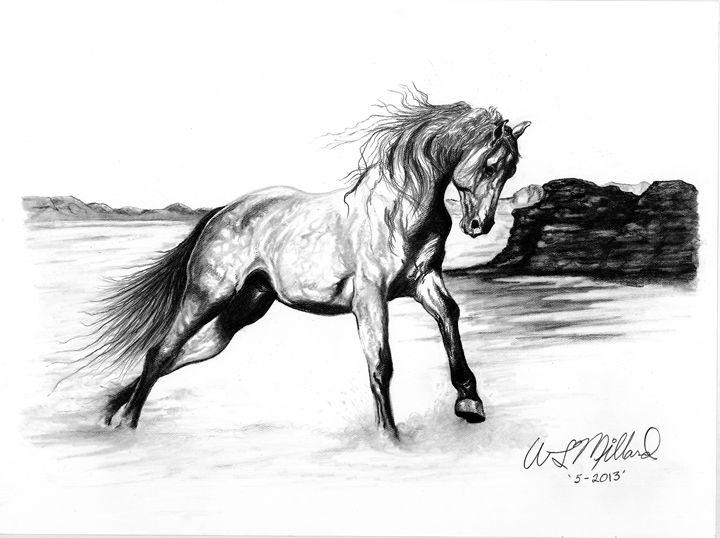 seahorse - Millard Saddle Repair & Art