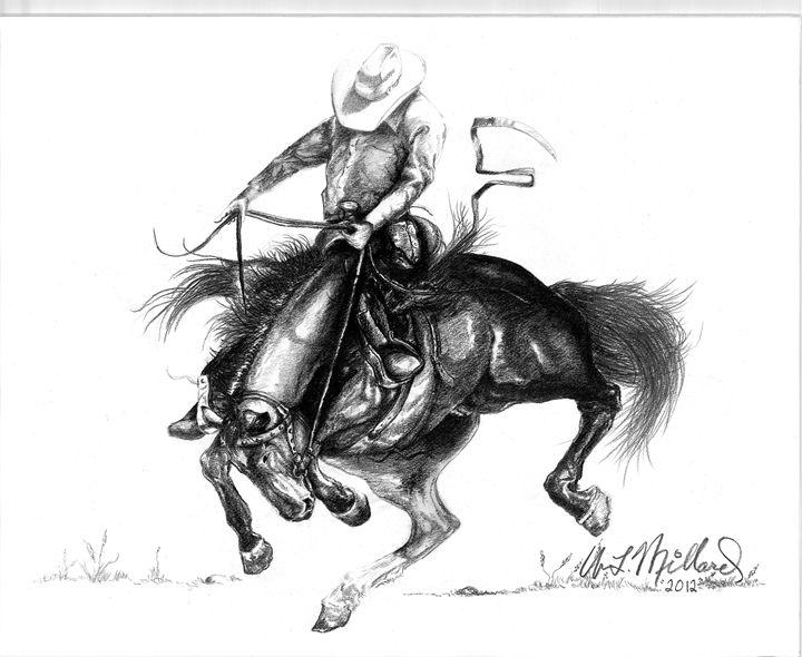 The Colt - Millard Saddle Repair & Art