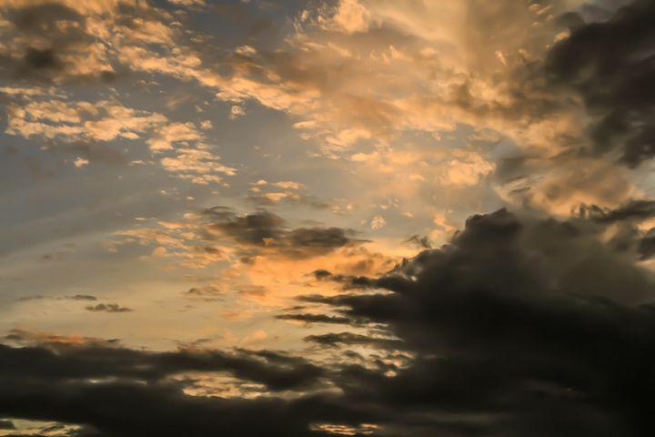 Golden Sunrise - Dan Vowles Photography