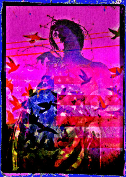 The Death of Liberty - Lisa Witzel