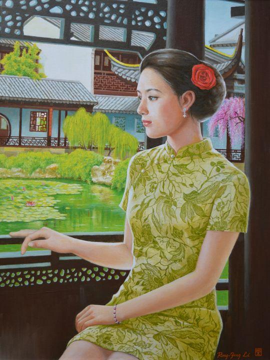 Chinese women - Lee's studio