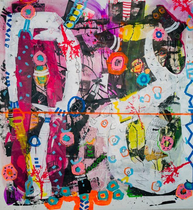 The Blue Line - Isabelle Gougenheim