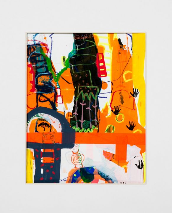 A Trip To The Orange Land - Isabelle Gougenheim
