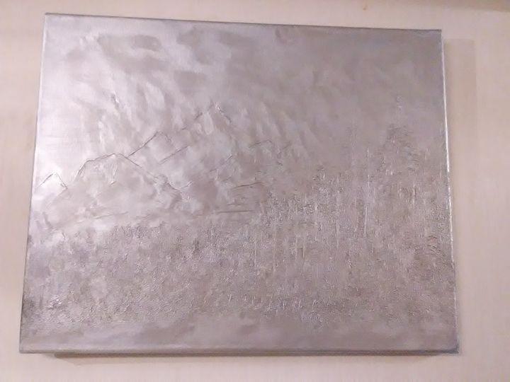 Silver Landscape - Matthew John Crilly