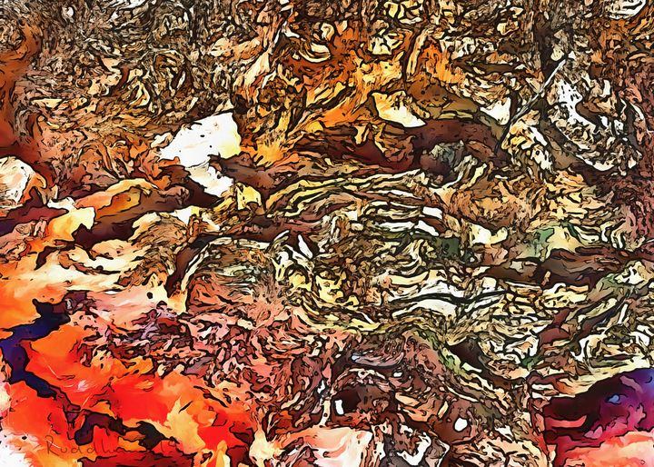 Crimson Elementals - Ruddha