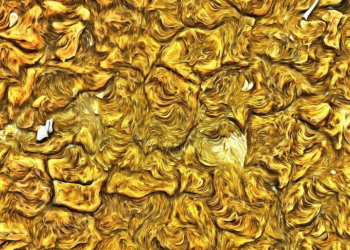 Golden Elementals - Ruddha