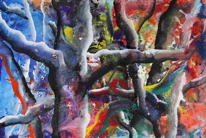 big tree - Morana Jugovic Mahamaya