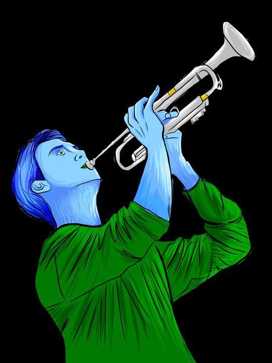 Trumpeter - Joan Song