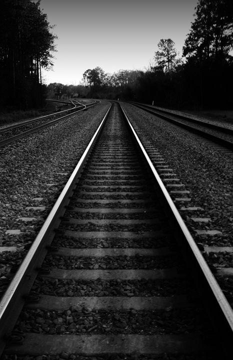 Train Tracks Waycross GA - Drake Concepts