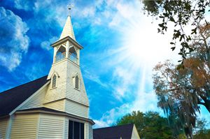 Church in Blackshear, GA