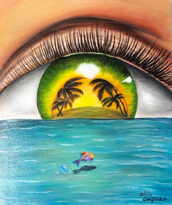 Peace of the Caribbean - Cynthia Langthaler