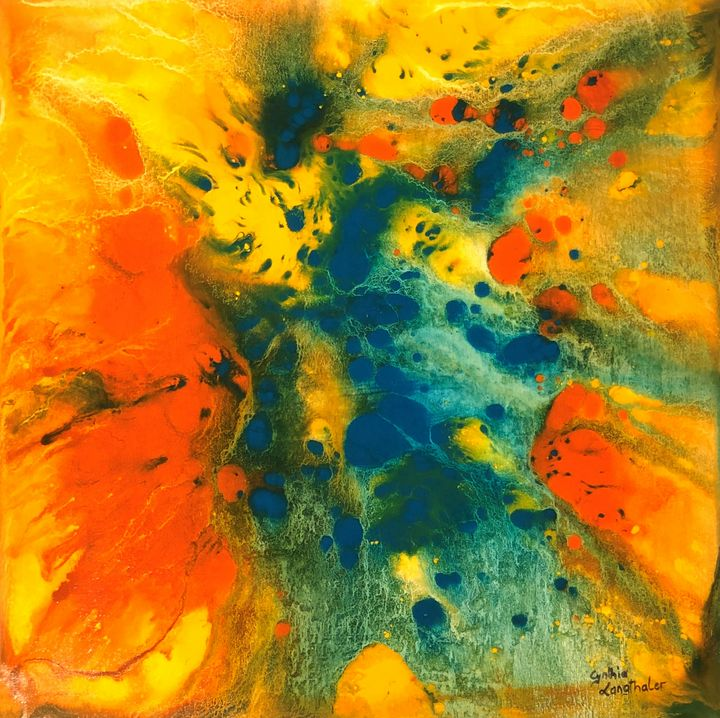 Origin of life - Cynthia Langthaler