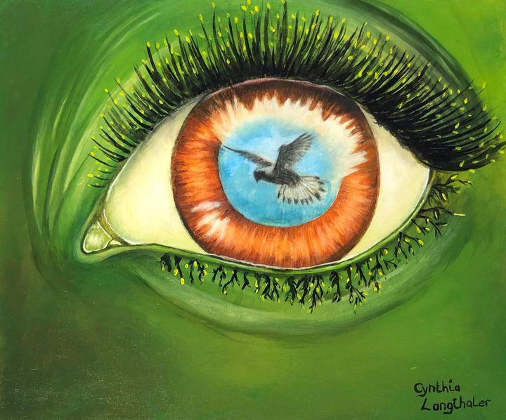 Freedom of nature - Cynthia Langthaler
