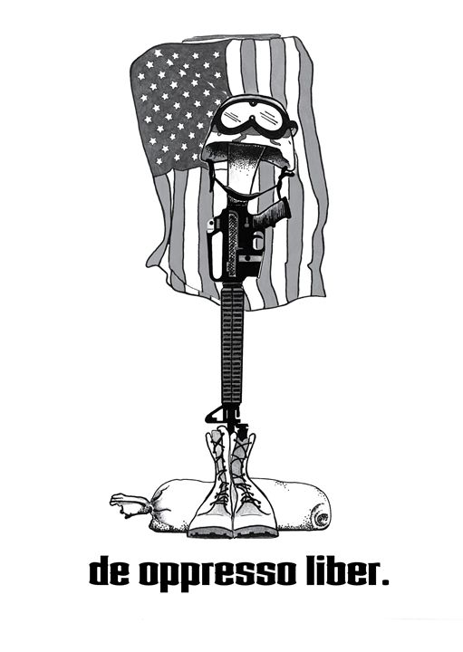 Army design - Henrik Pacrami