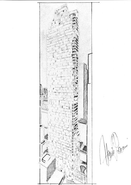 Architecture Building - Henrik Pacrami