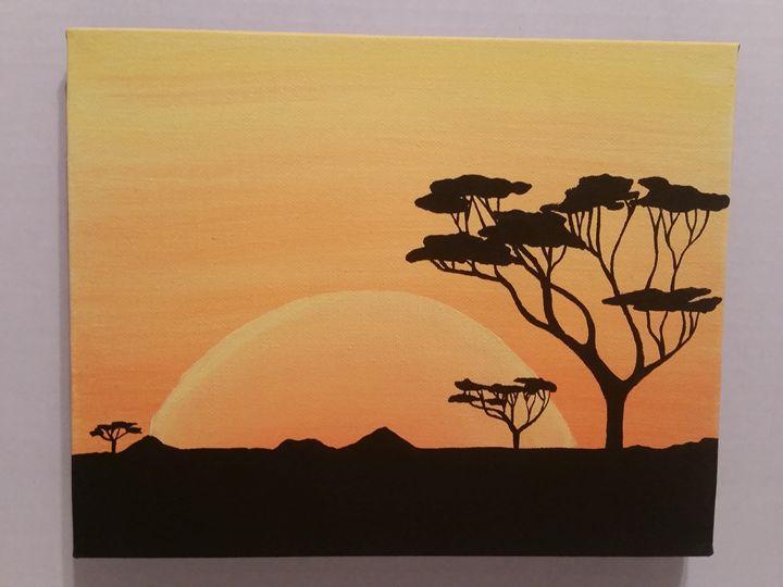 African Sun - Pure Simplicity