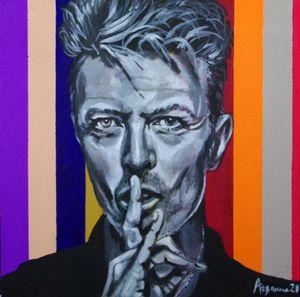 David Bowie...shhh