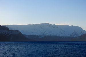Winter Fjord