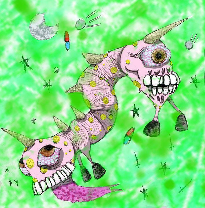 Uni-worm - Buhmr Brand