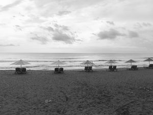 Beach Loungers in Bali