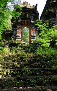 Volcanic Temple